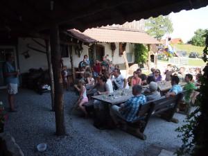 Buschenschank Scheiklhof, Hohenbergstrasse 8, St. Radegund-Rinnegg