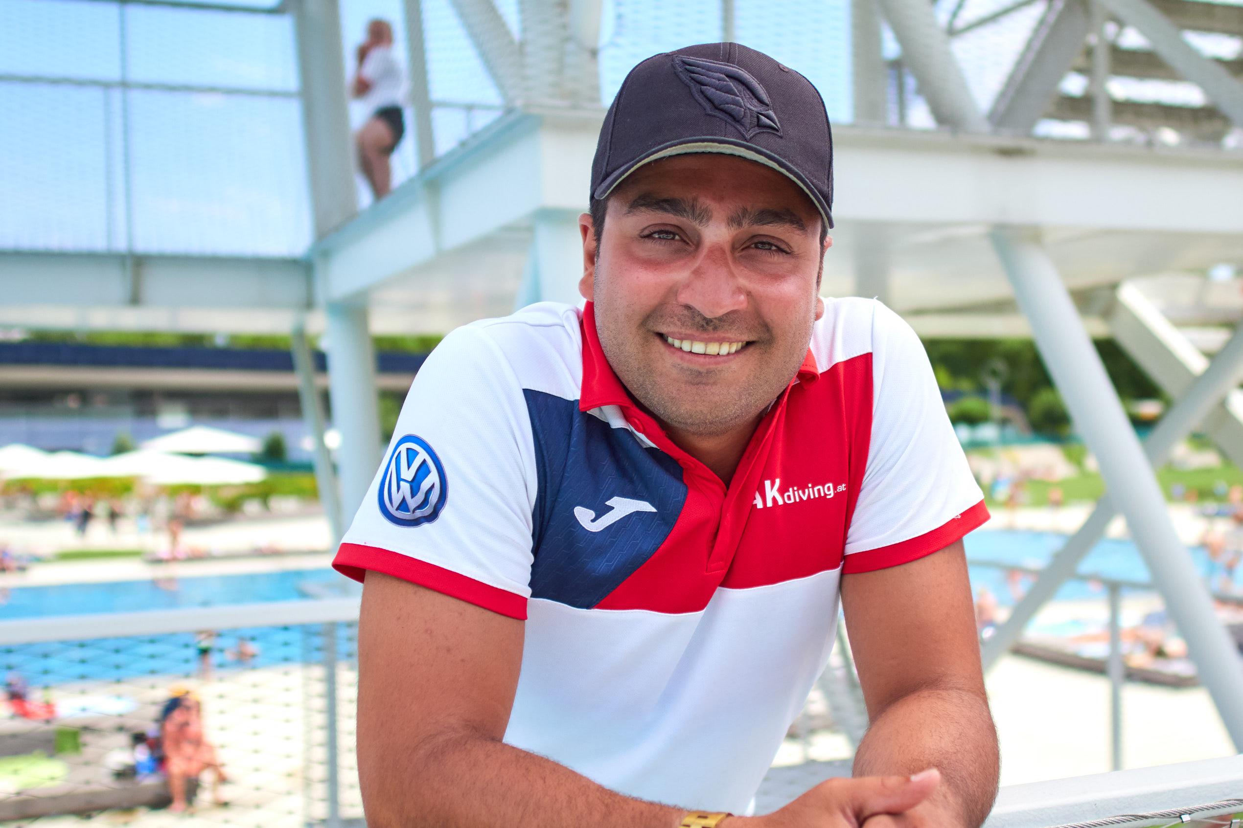 Shahbaz Shahnazi (Cheftrainer)
